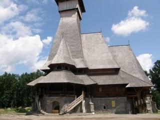 Monastere de Sapanta
