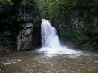 Cascade de Sapanta