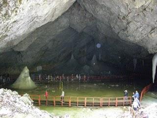La grotte de Scarisoara